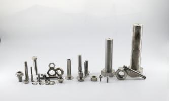 钛金属紧固件的机加与镦制工艺制造
