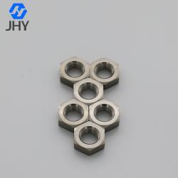 德标DIN439钛六角薄螺母