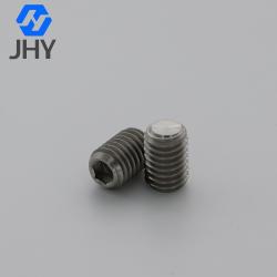 DIN913钛平端紧定螺钉