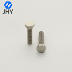 ISO钛六角头全螺纹螺栓
