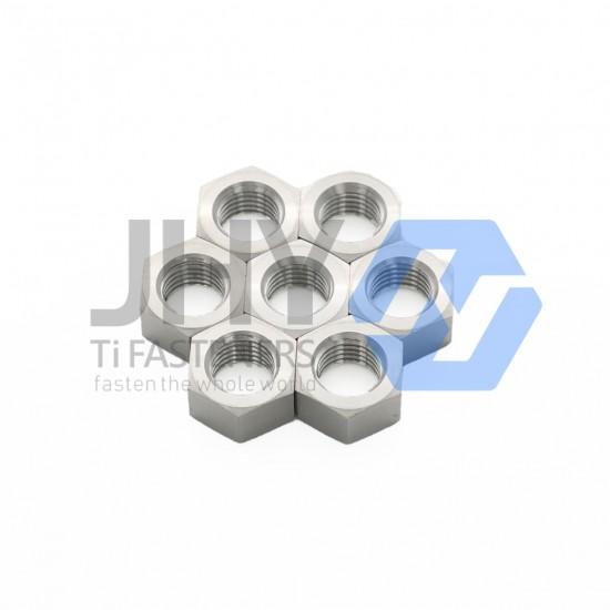 钛1型六角螺母